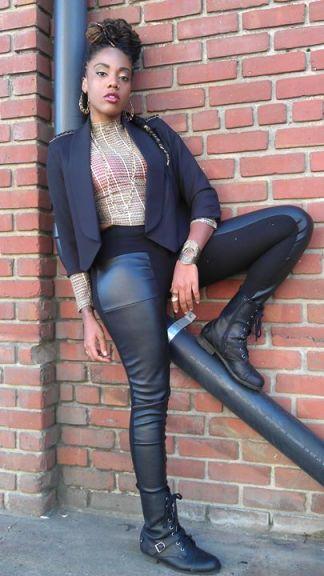 Tattooed Heroine Jazz Monique Hudson spoken word poetry